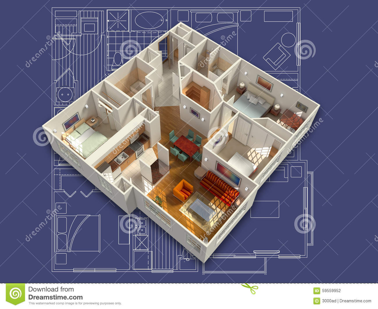 House Plans 1 Bedroom