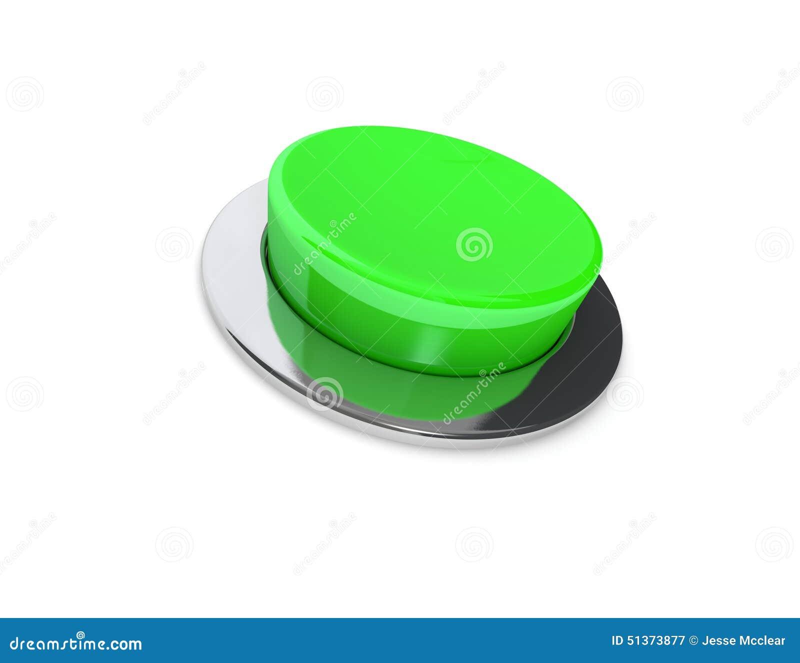 Pics for 3d green button - Green button ...