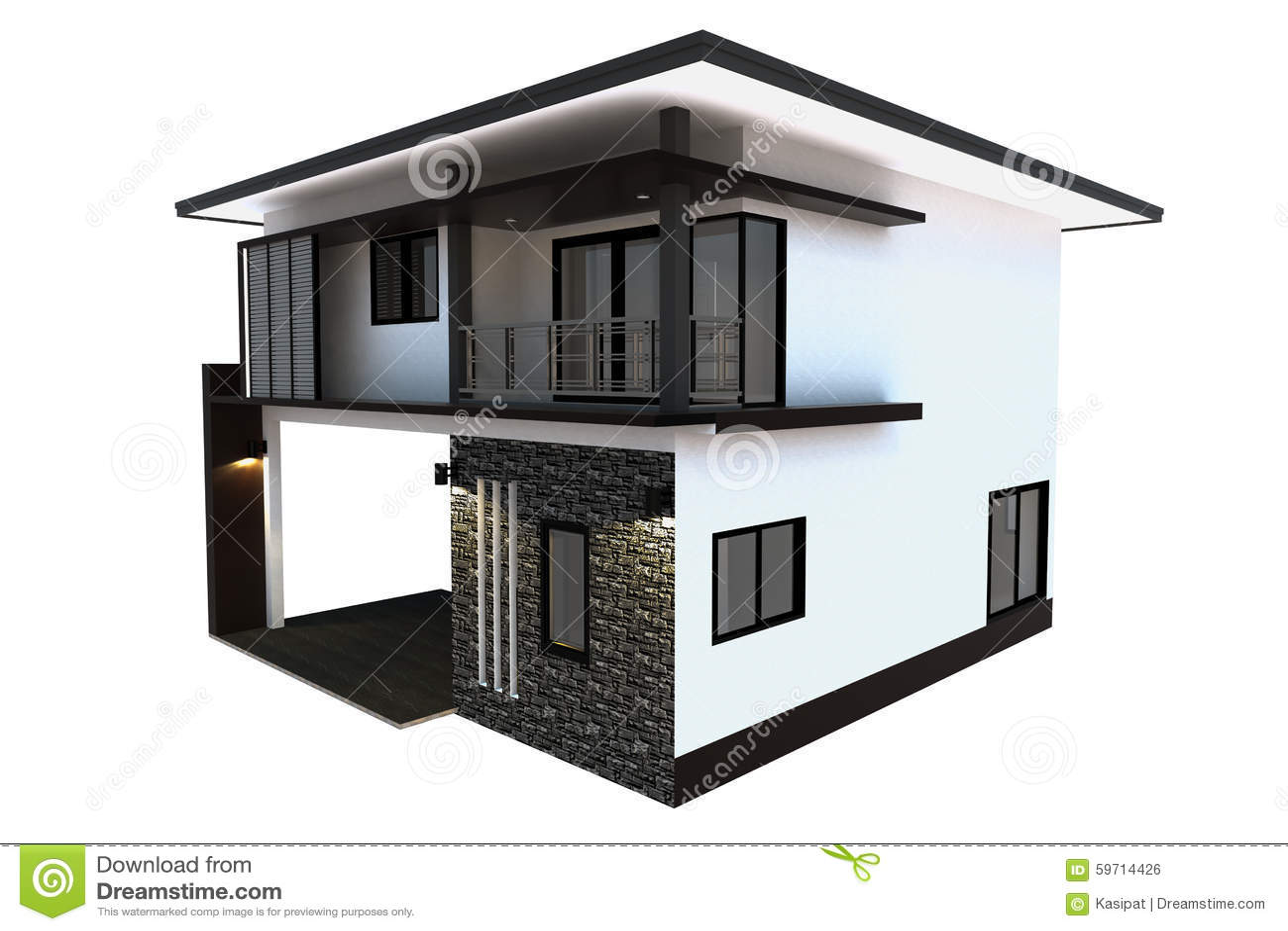 3d home design stock illustration image 59714426 home design large home house design bc royalty free stock