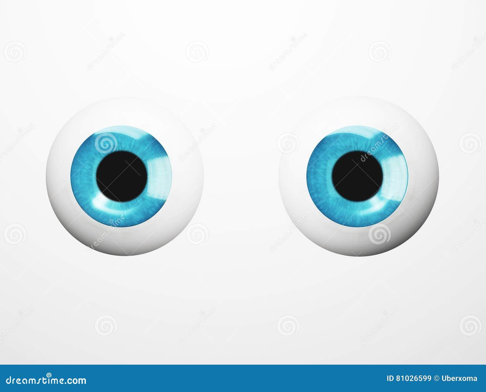 blue eye monitoring