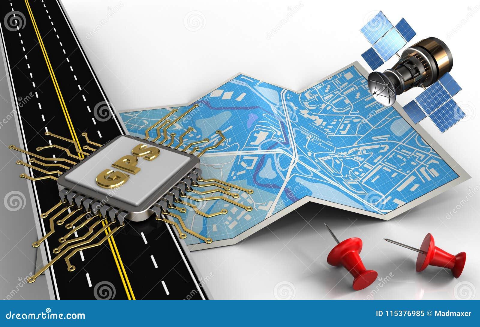 3d asphalt road stock illustration  Illustration of graphic - 115376985
