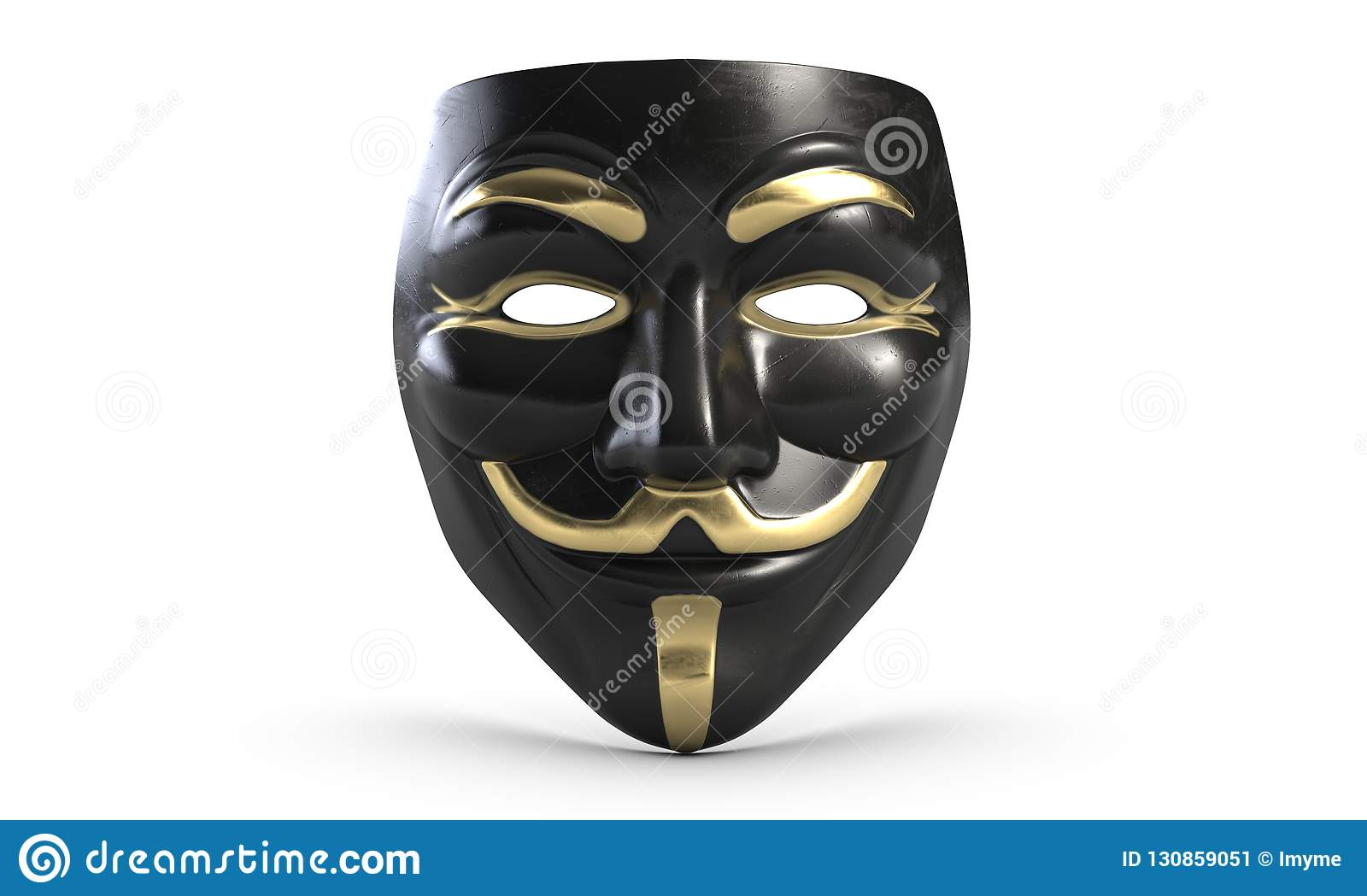 guy fawkes black and white