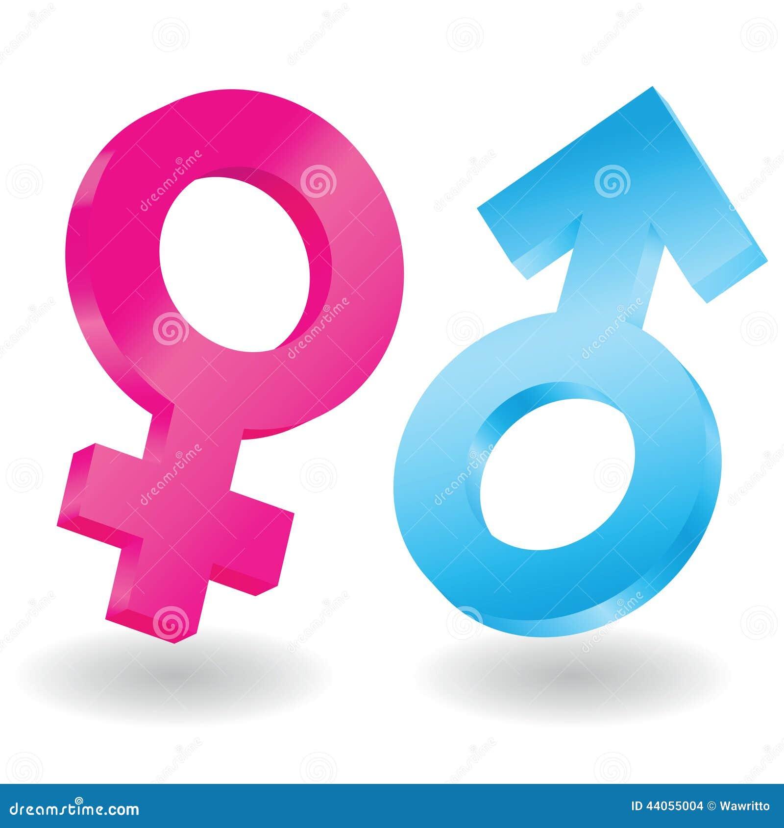 Female symbols background stock illustration illustration of pink 3d illustration of male and female symbols on white background stock images buycottarizona