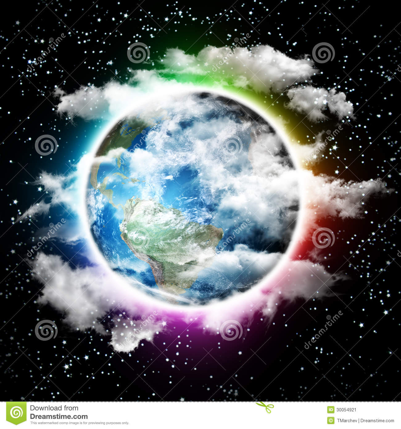 https://thumbs.dreamstime.com/z/d-illustration-rainbow-planet-earth-soft-clouds-rainbow-atmosphere-hight-quality-render-30054921.jpg