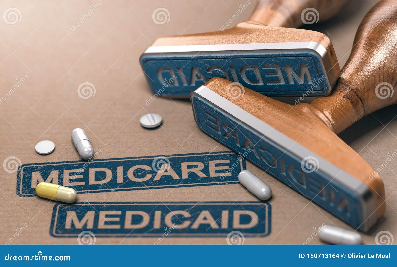 Medicare And Medicaid, National Health Insurance Program ...