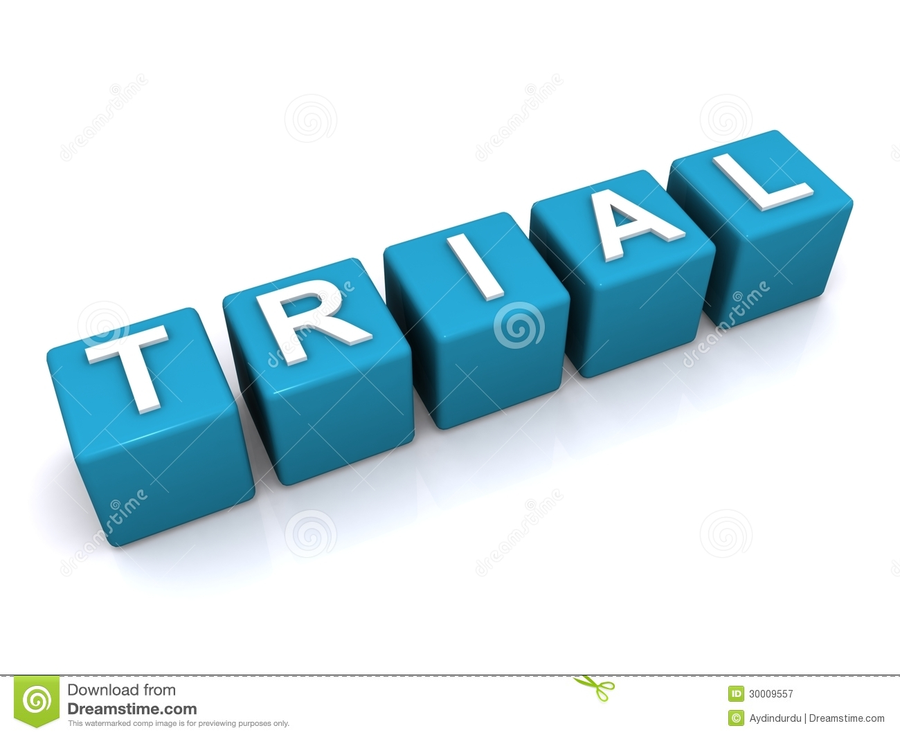 Abstract Trial Sign Royalty Free Stock Photography - Image ...  Try Word