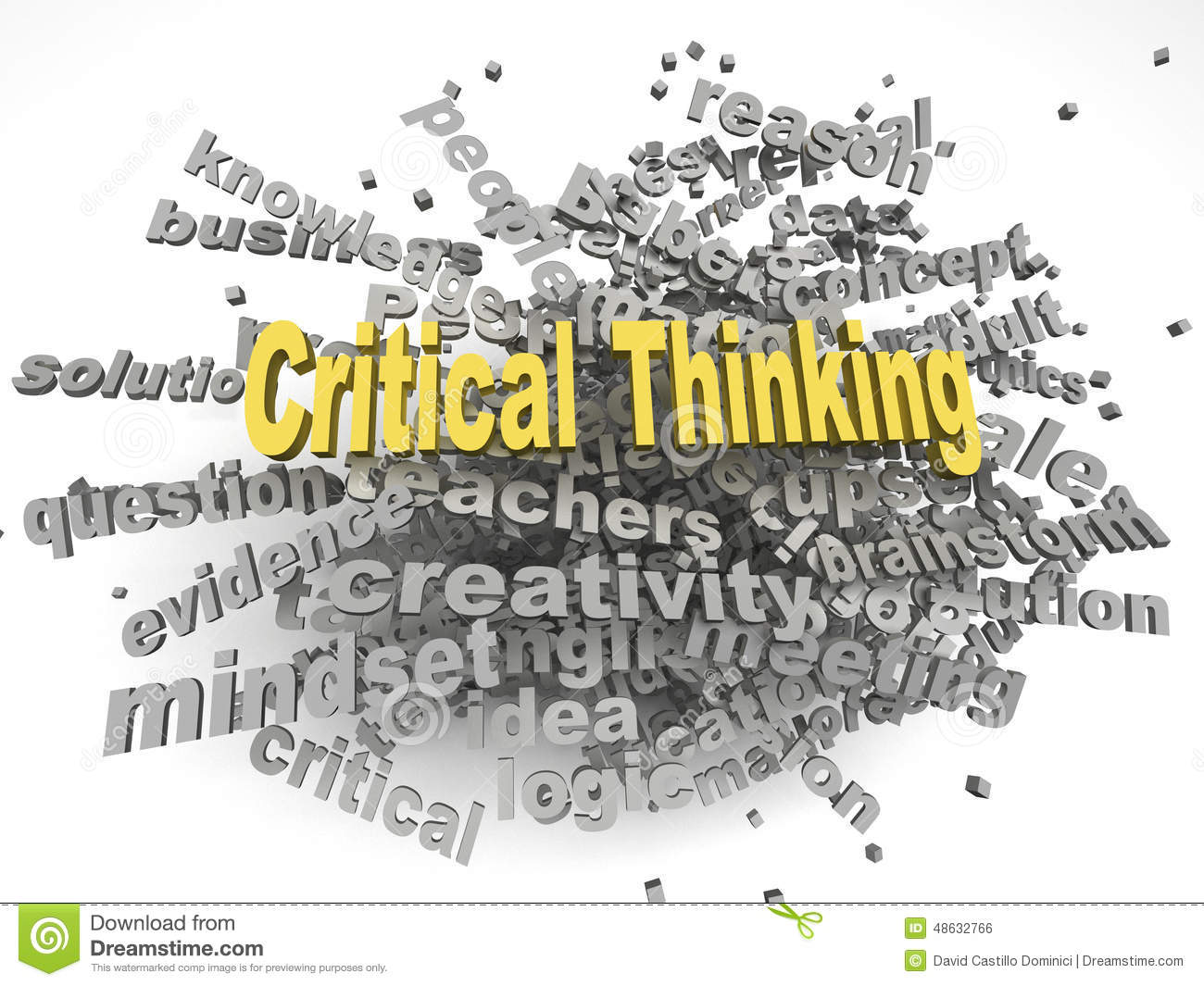 critical thinking in university essays