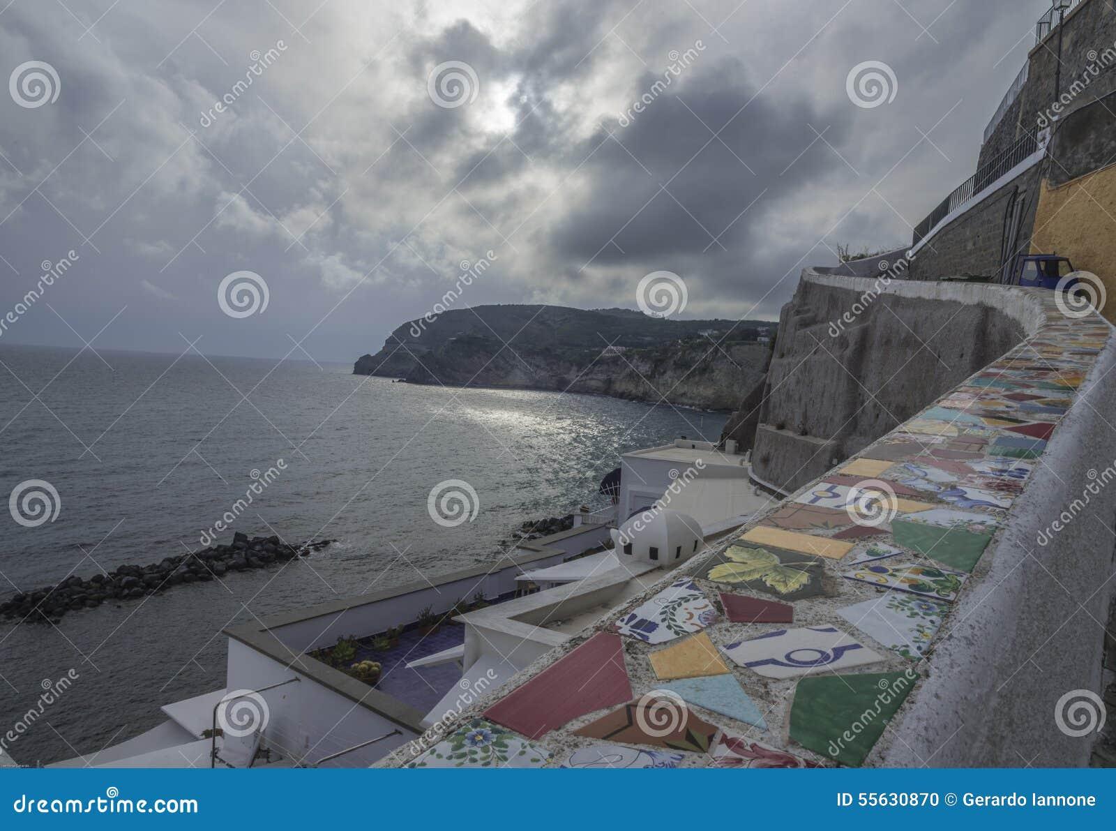 D Ischia de Sant Angelo