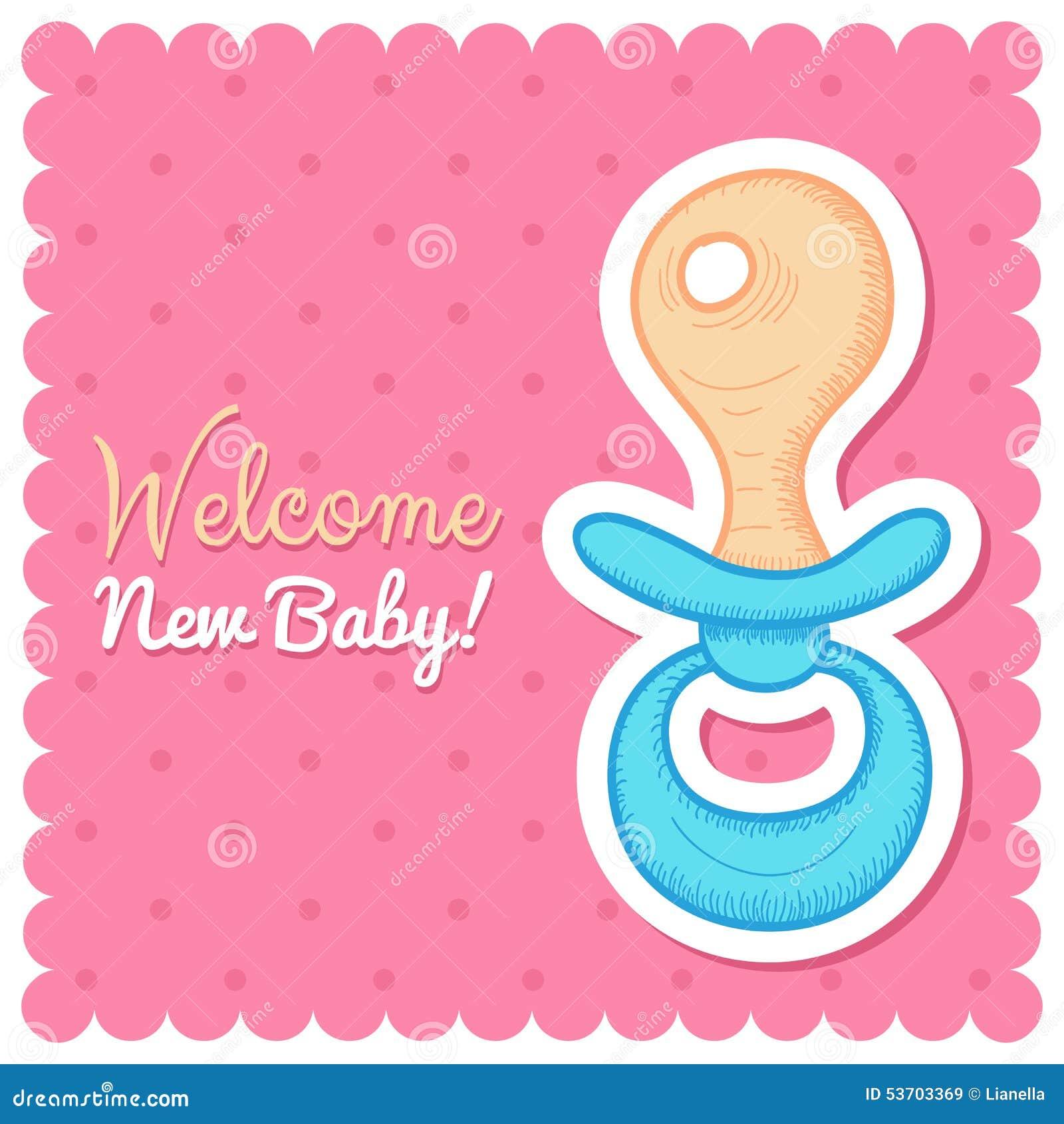 Fotos de bienvenida a un bebe