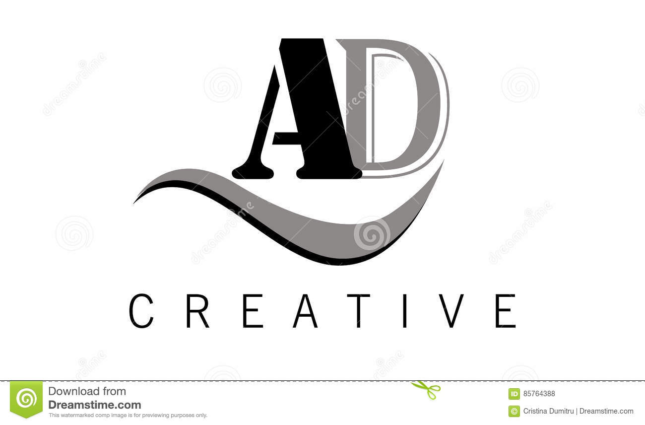 Ad logo design images galleries with for D for design