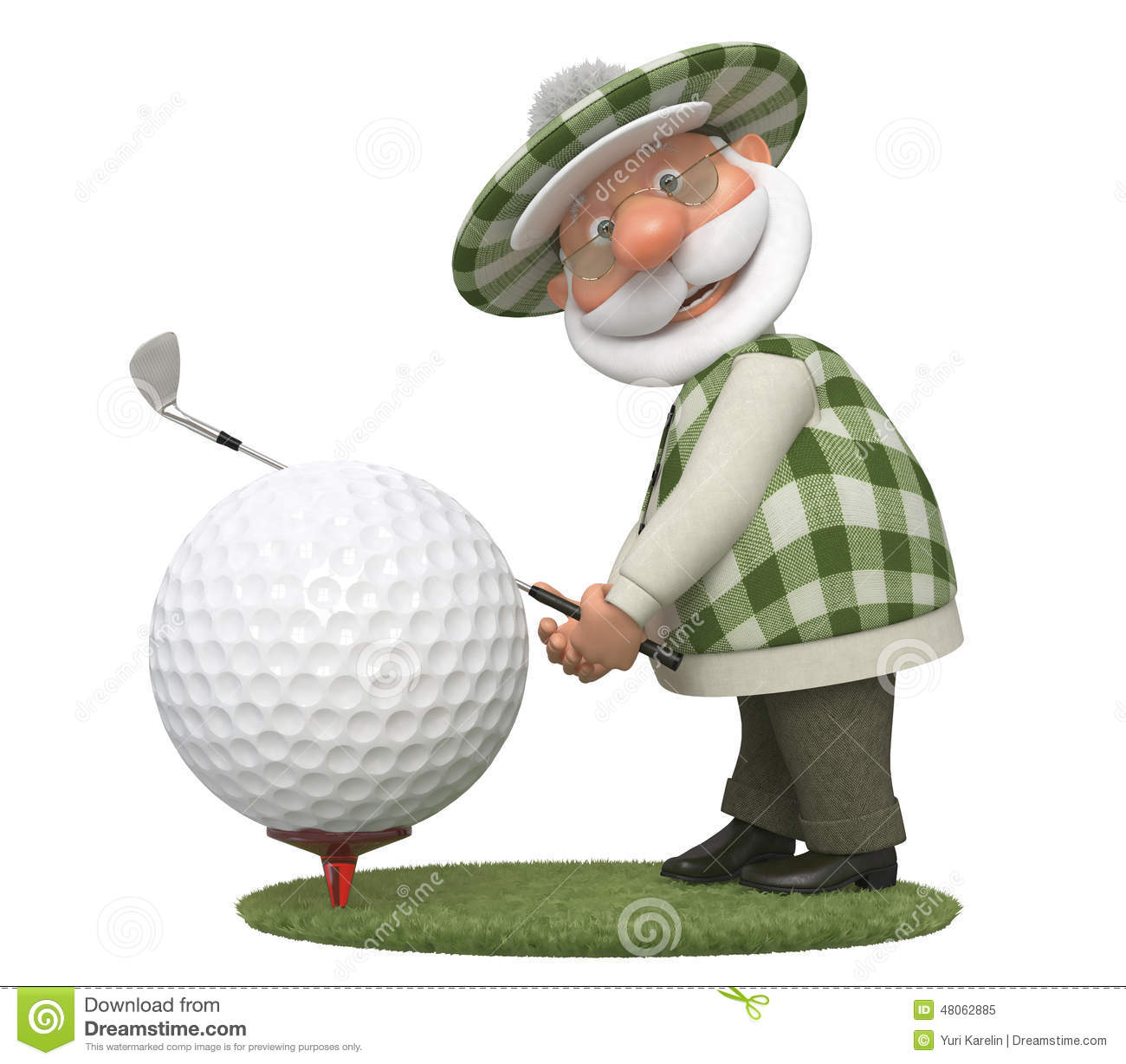 3d little man golfer stock illustration. Illustration of character on golf celebrities, golf driver covers characters, golf hearts, funny golf characters, golf bag, golf funnies cartoons, golf locker room, golf cartoons women, golf car characters, golf golf, golf fight,
