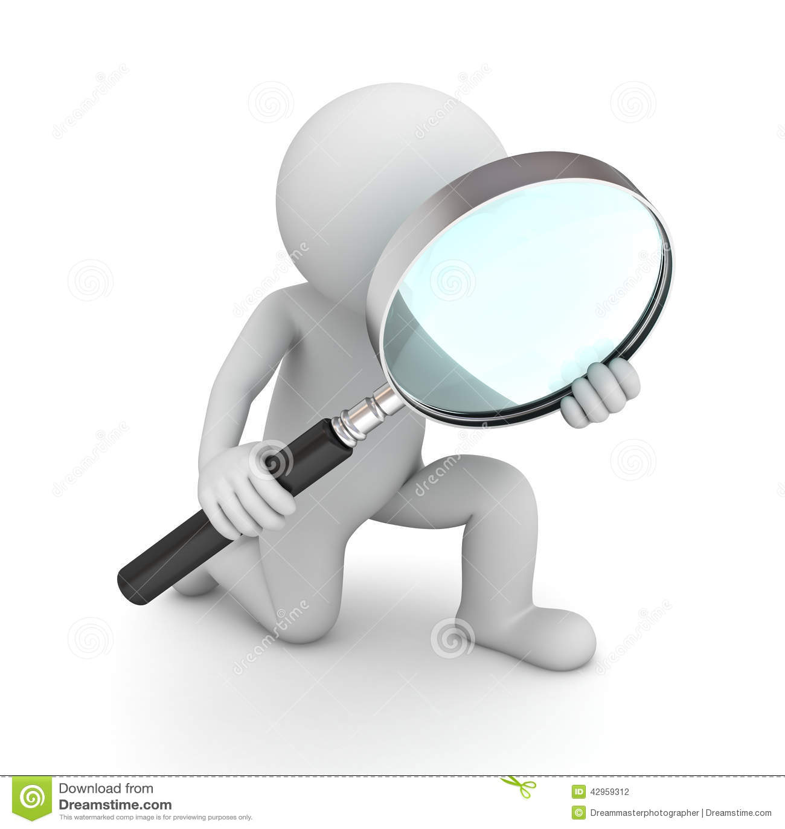 Black Magnifier Stock Photos, Royalty-Free Images & Vectors ...