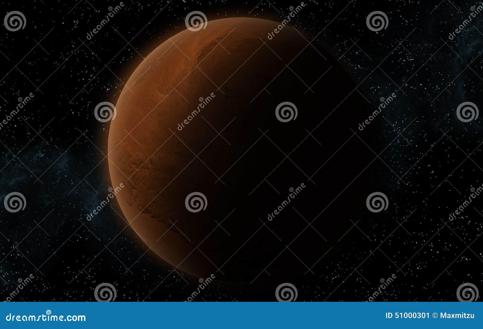 3d Marte les gusta el planeta