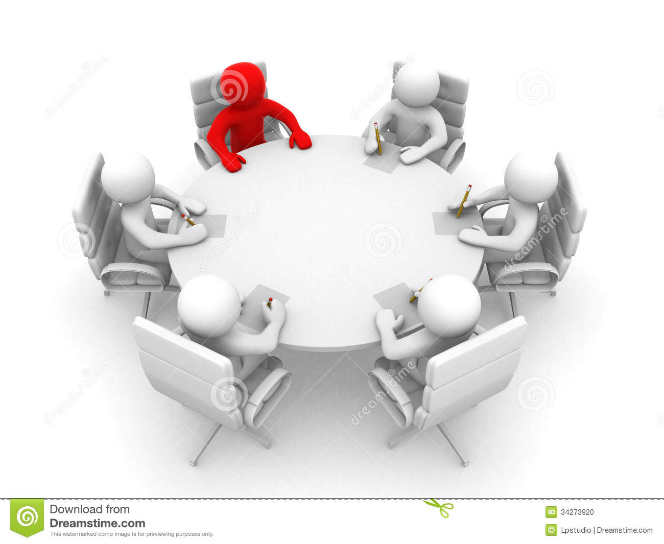 Round Table Clip Art  Royalty Free  GoGraph
