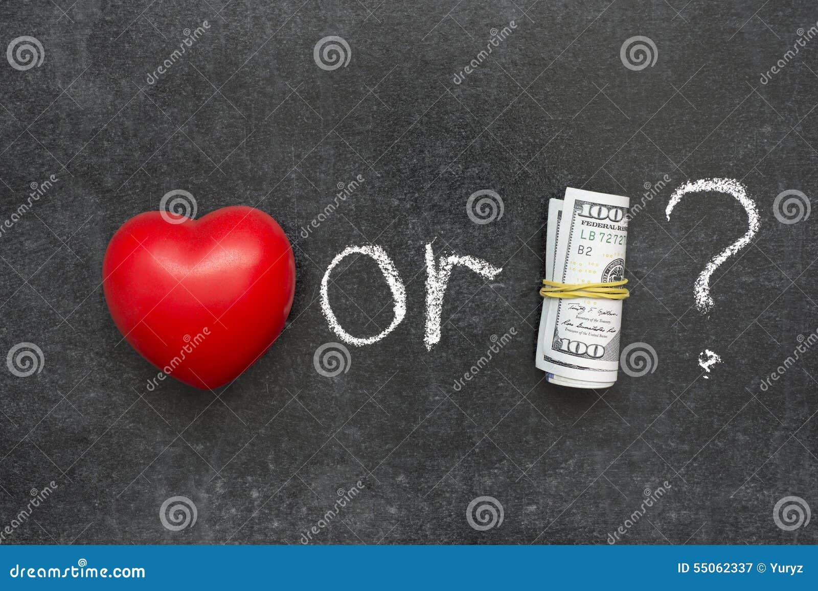 3d miłość piękny ilustracyjny pieniądze trzy bardzo
