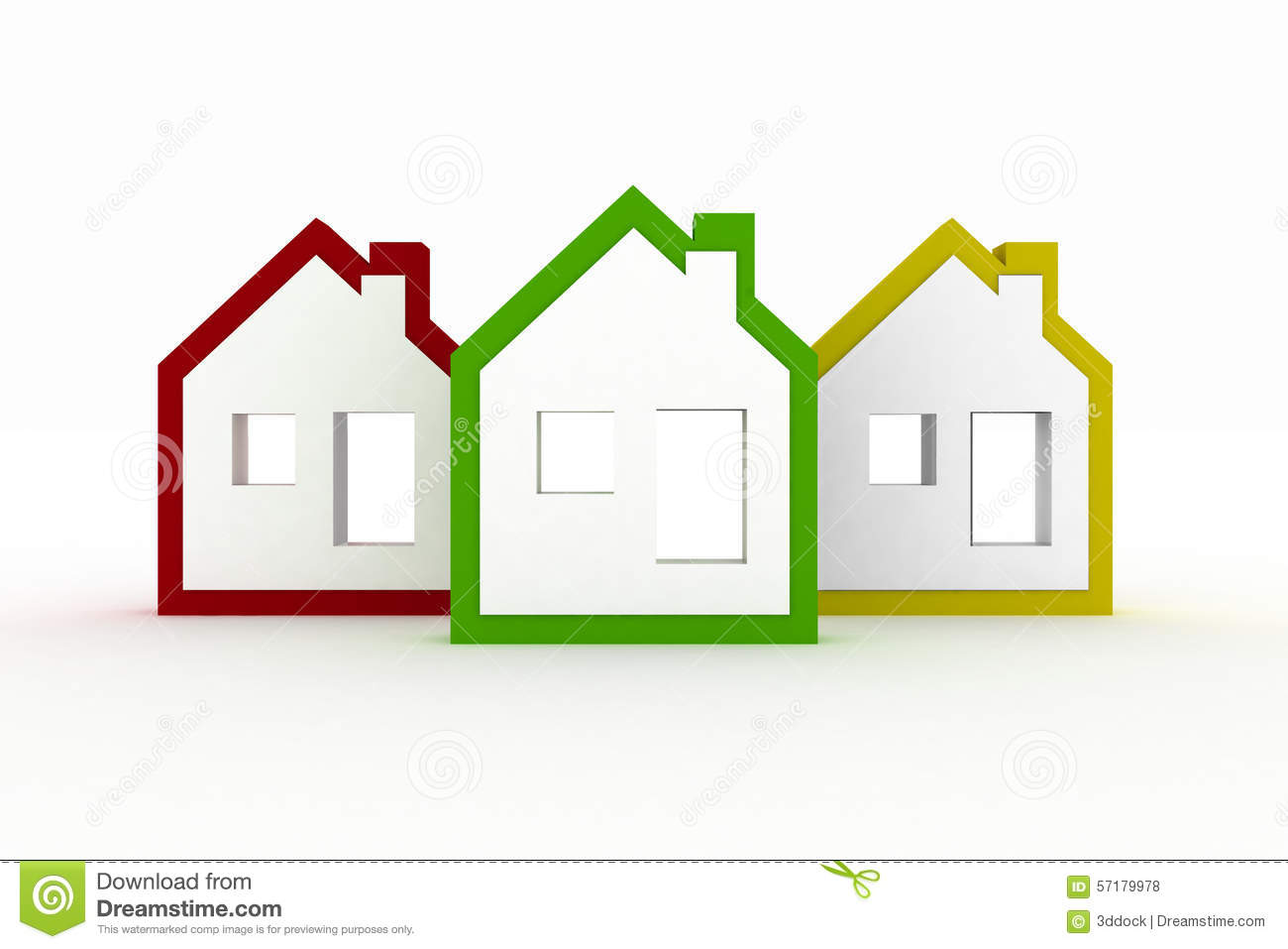 3d models houses symbol royalty free illustration for 3d printer house for sale
