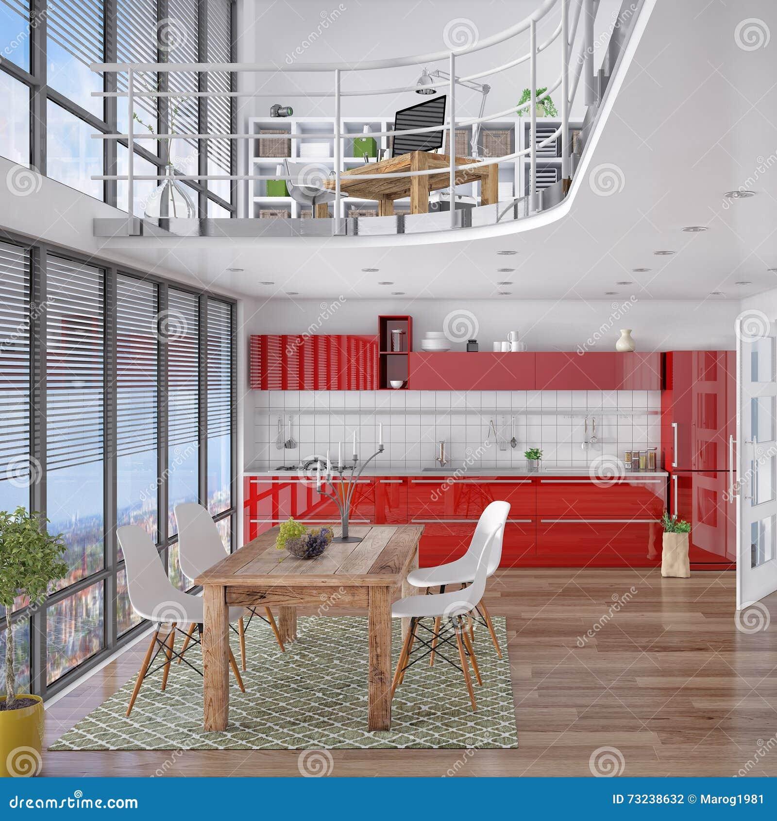 Niedlich Küche 3d Modell Kostenlos Herunterladen Zeitgenössisch ...
