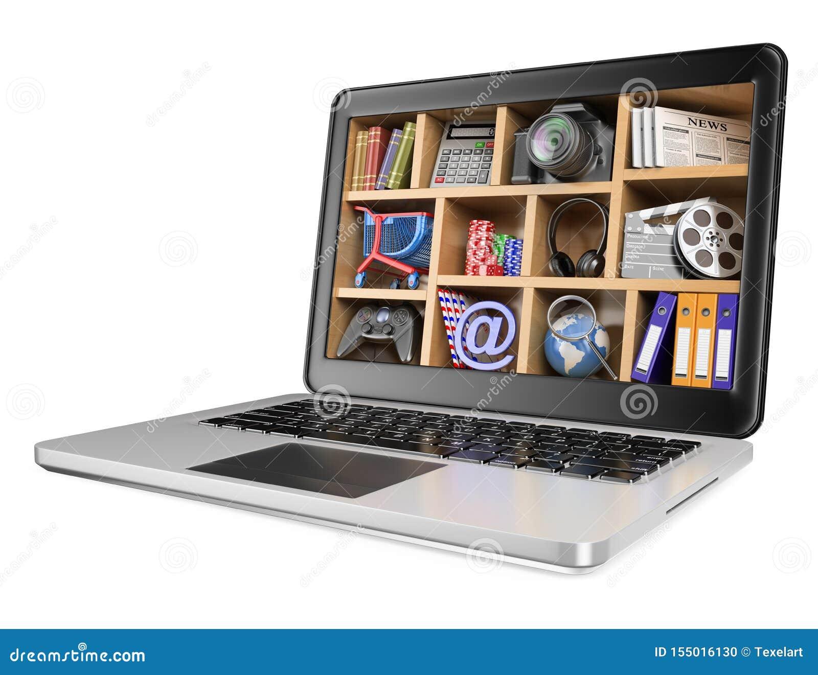 3D New technologies. Multimedia concept