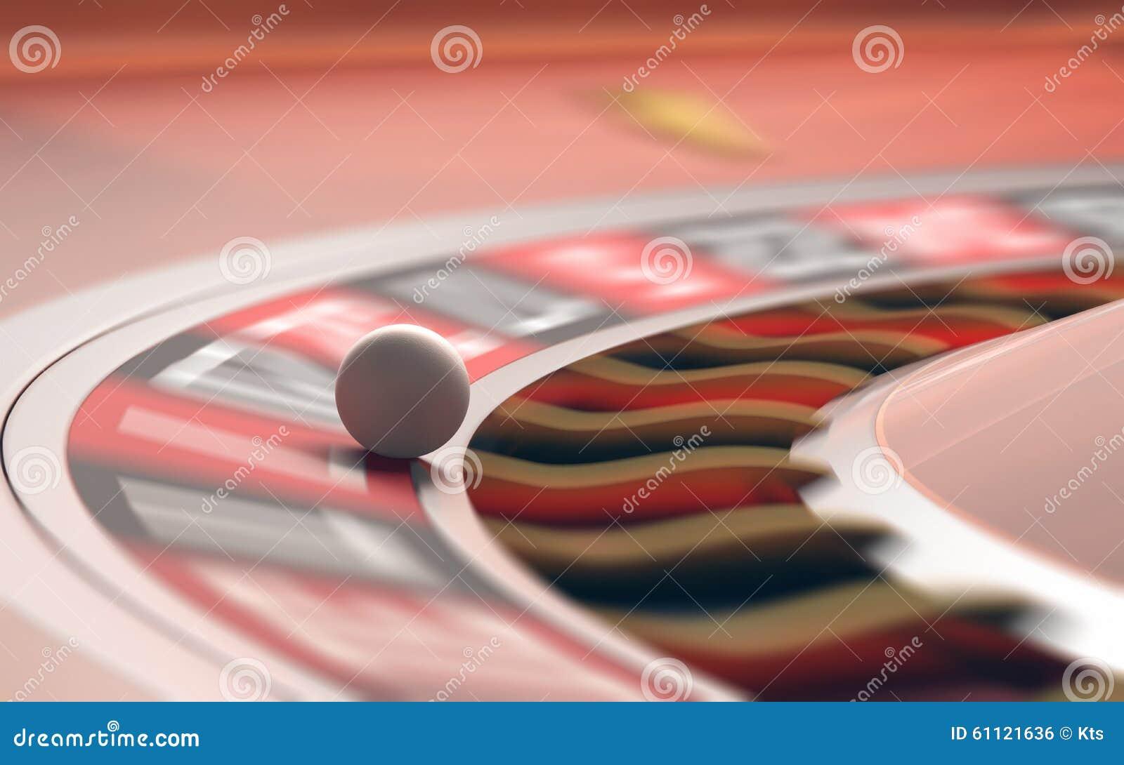 3d odpłacający się kasynowy wizerunek roulette