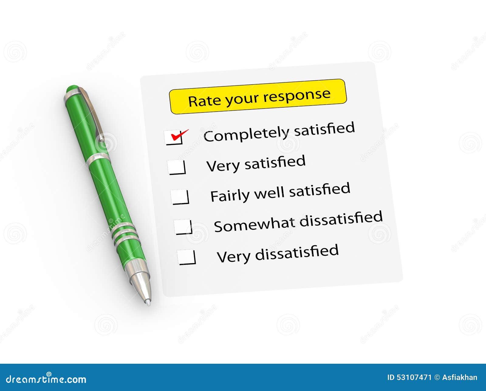 Response to green