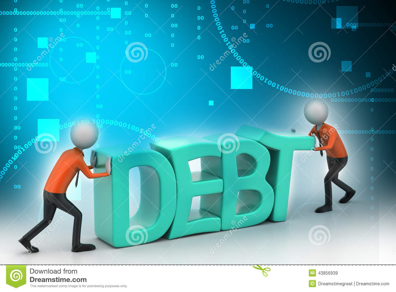 how to avoid debt problems