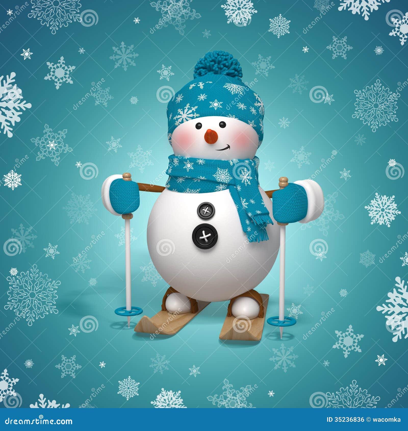 3d Personaggio Dei Cartoni Animati, Pupazzo Di Neve ... X 23 Costume