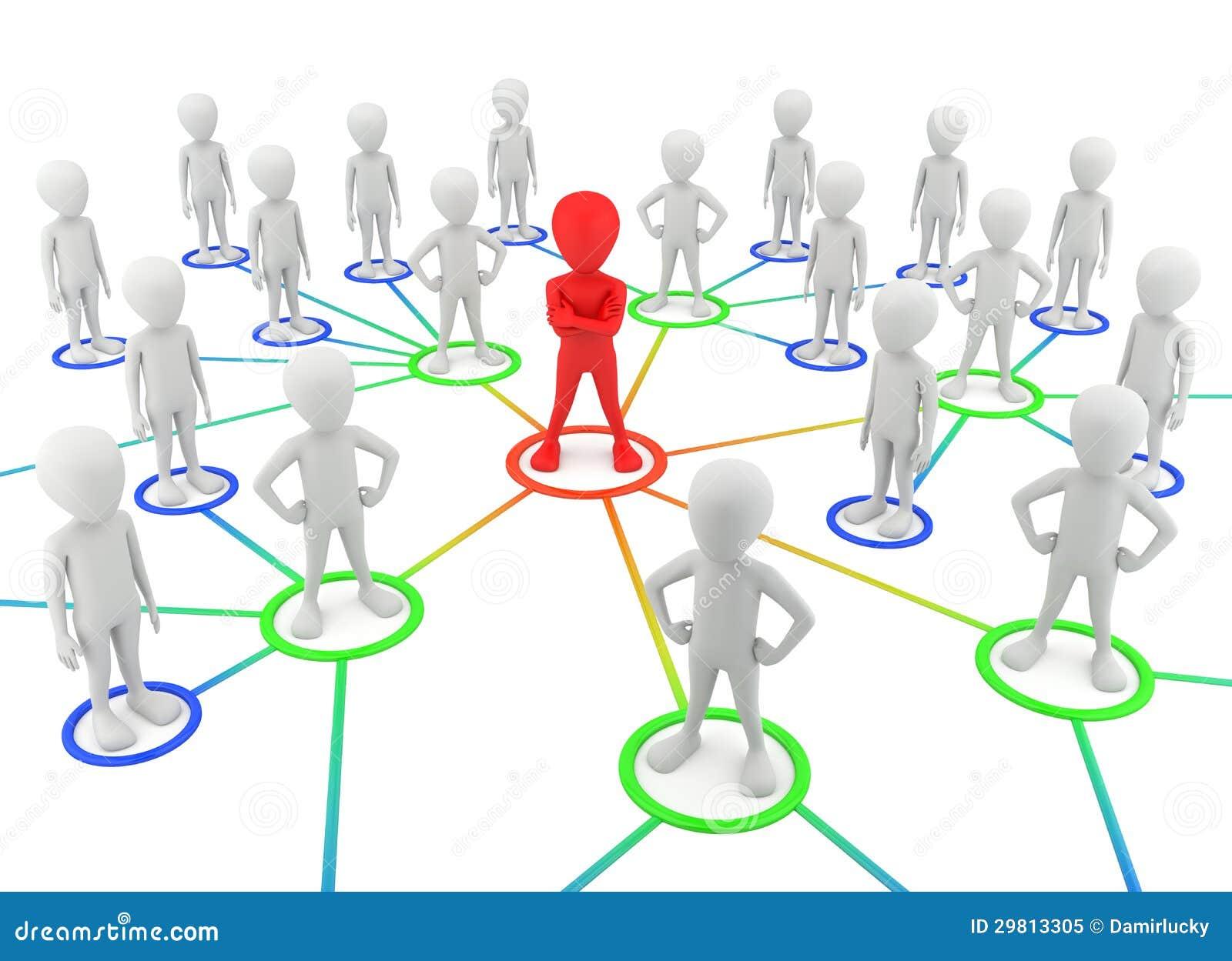 3d povos pequenos - sócios a rede.