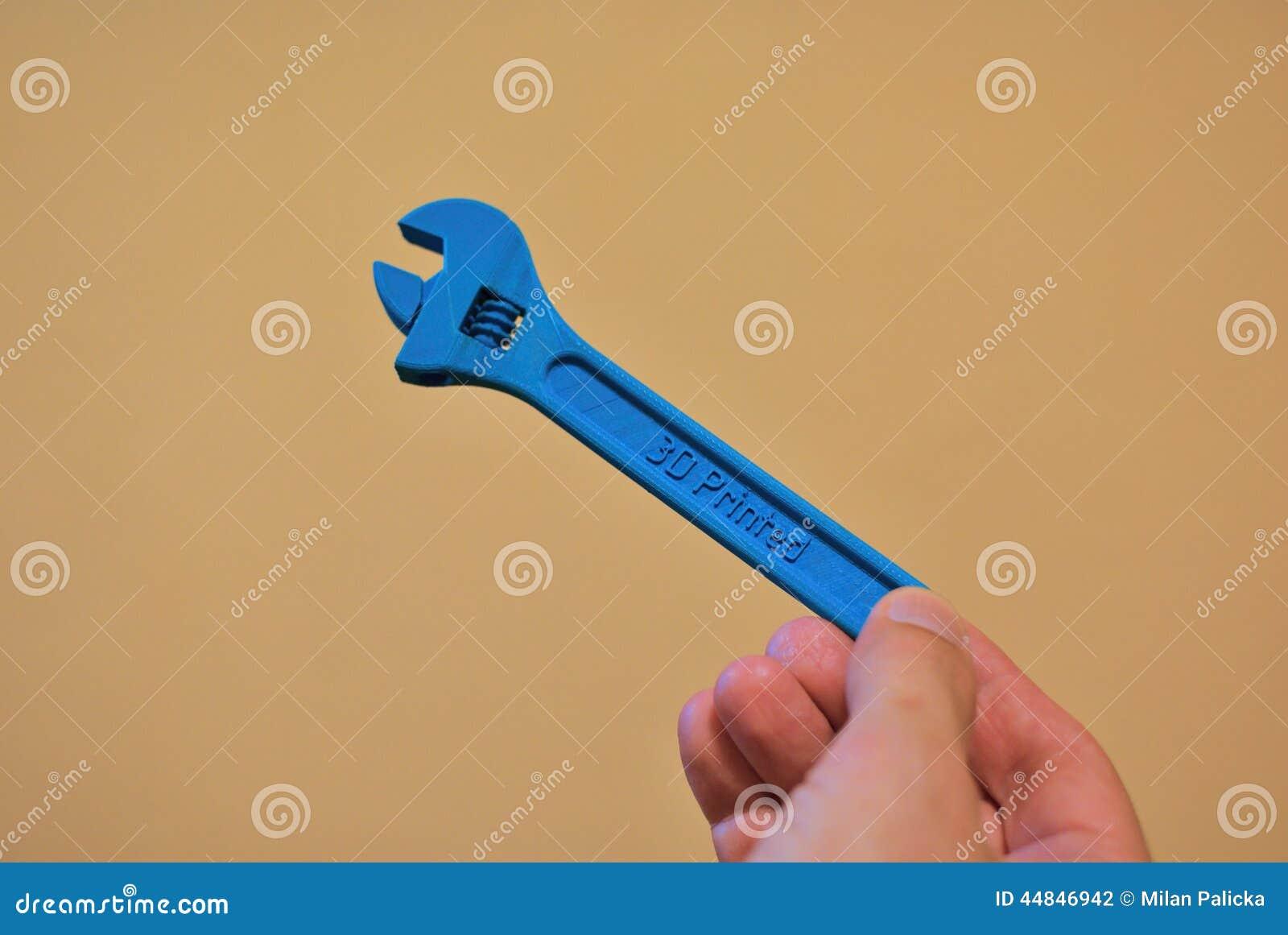 3D printed tool