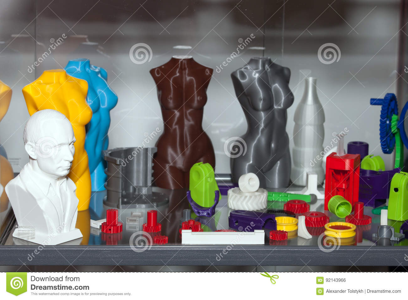 photo about 3d Printable Figures referred to as 3D printing data editorial image. Graphic of mechanics