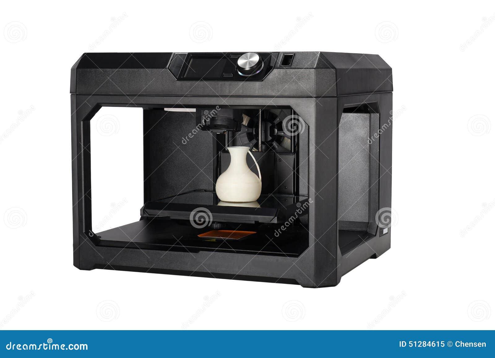 3D Printing Technology Stock Photo - Image: 51284615