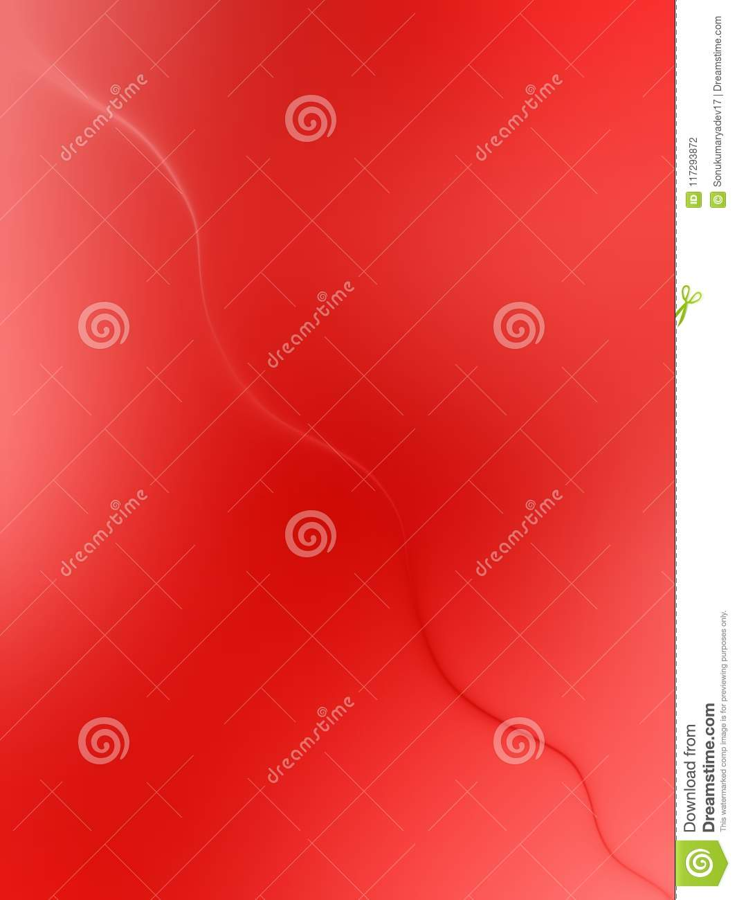3 D Red Abstract Shaded Wave Line Blur Background Template Wallpaper