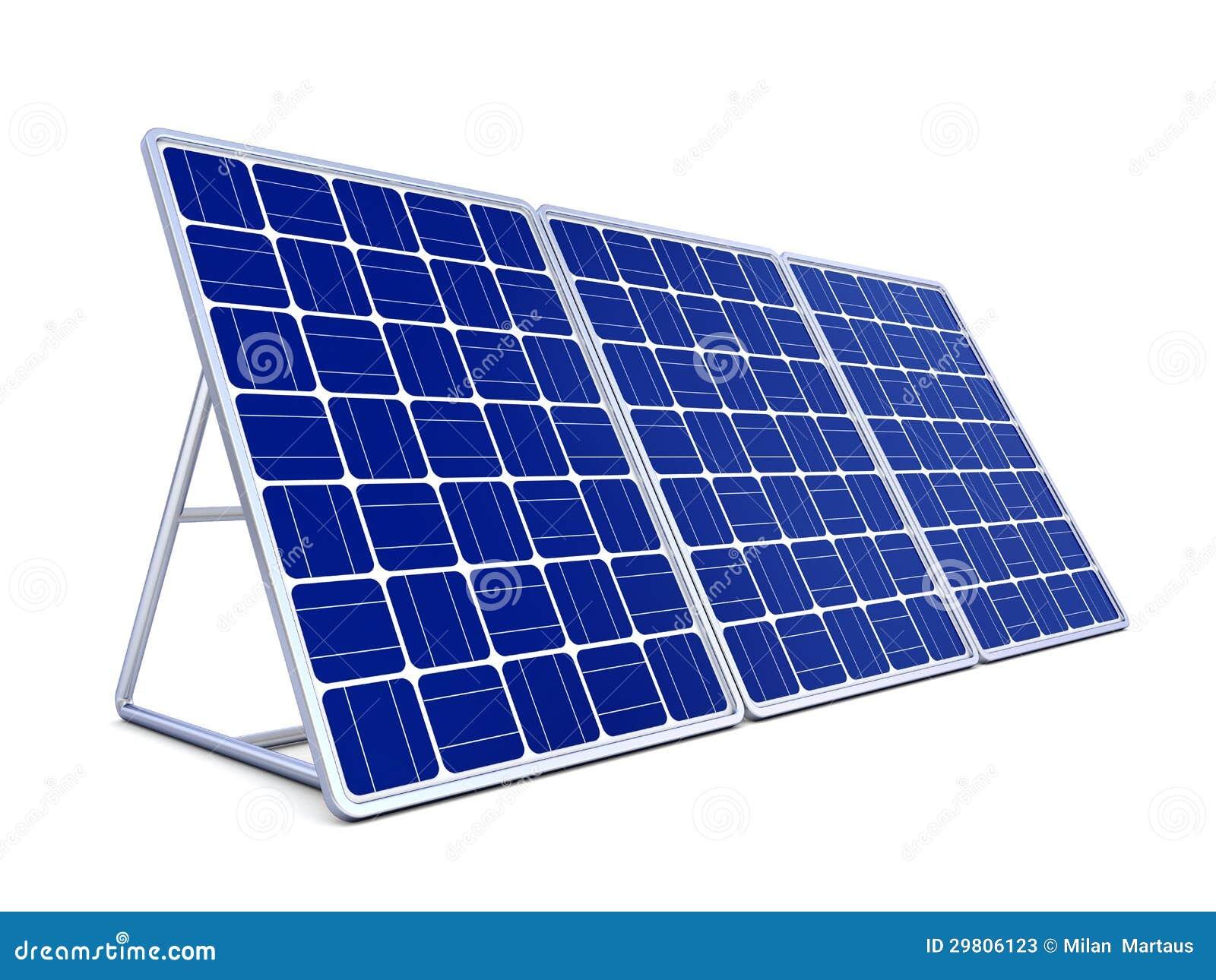 solar panel background - photo #35