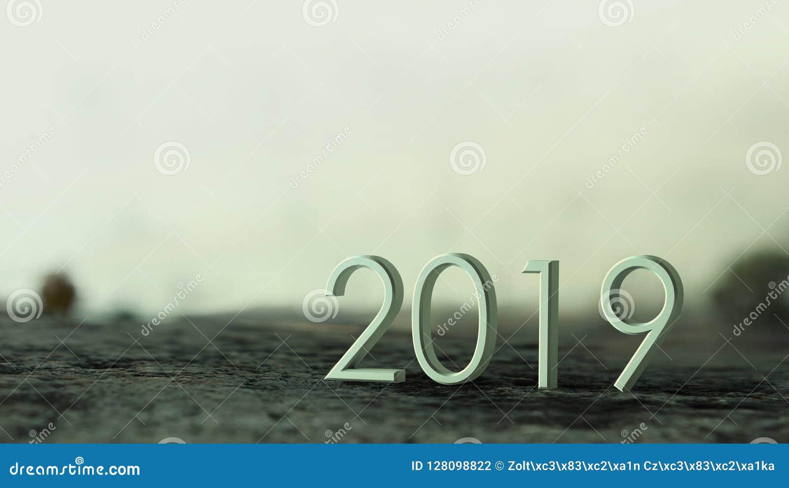 2019 3d rendering
