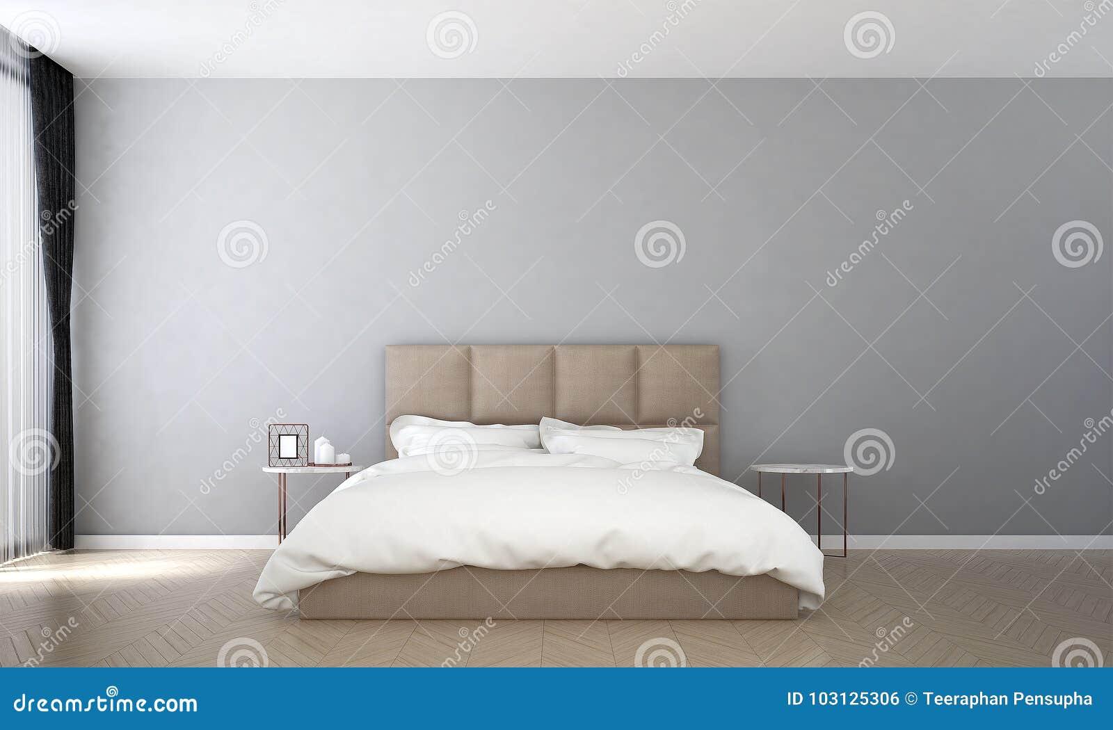 Modern Minimalist Bedroom Design Ideas 26