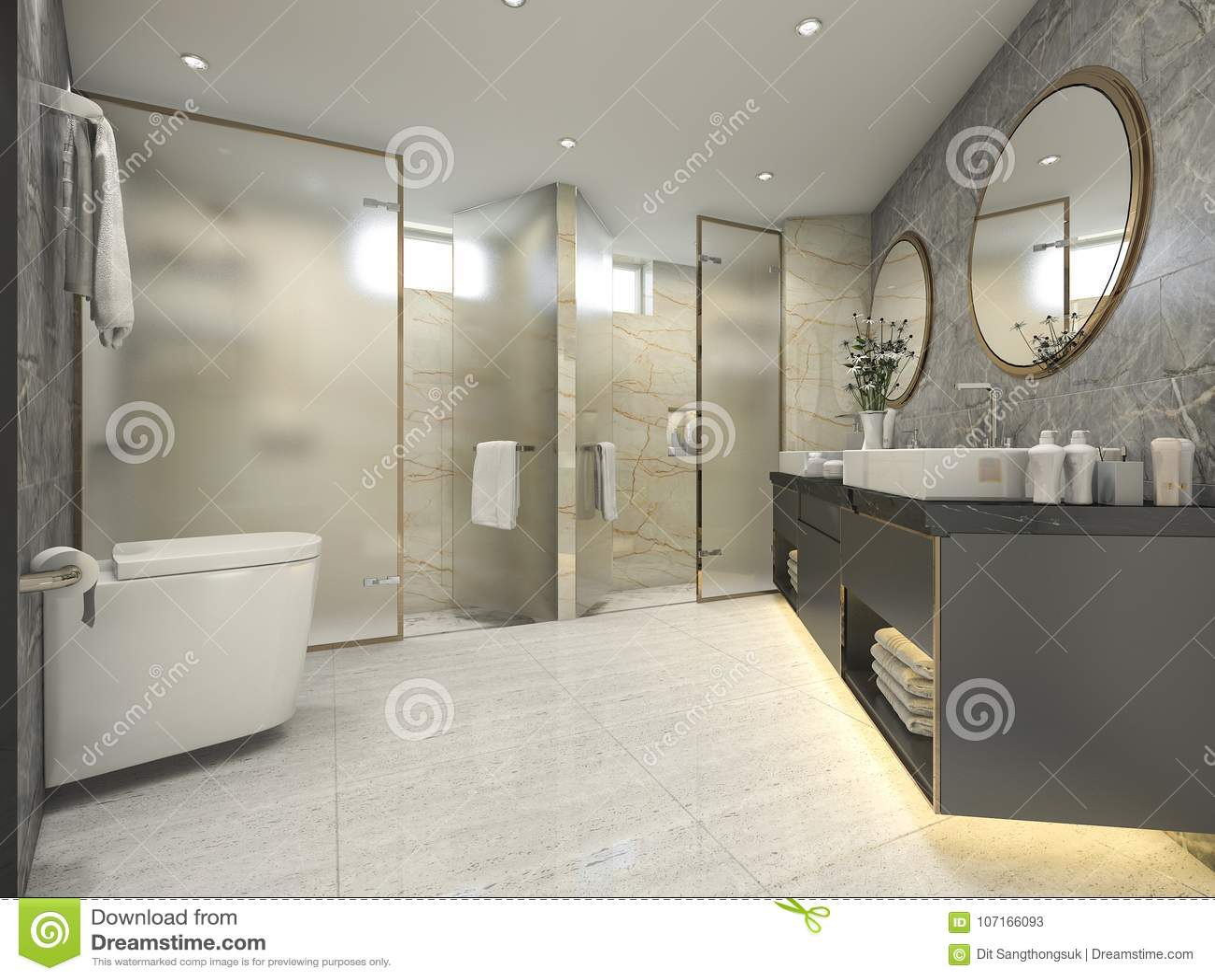 External decor of the bathroom - pleases 96