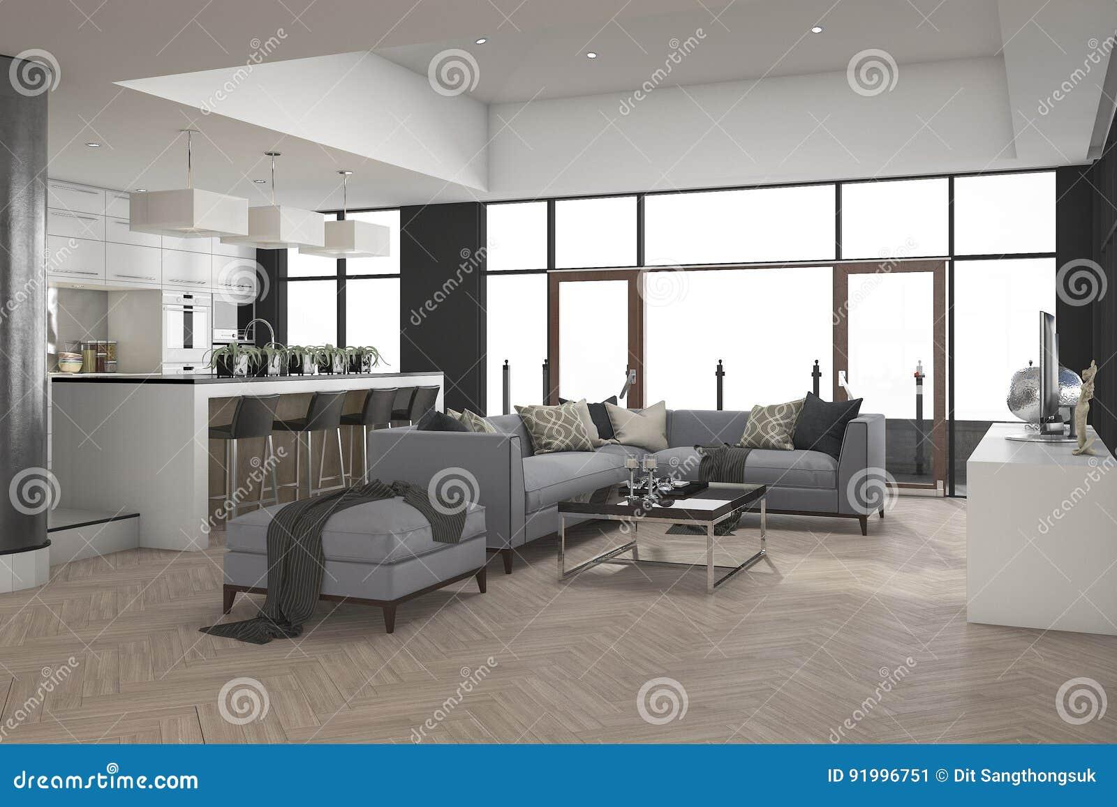 100 Kitchen To Living Room Window Style Impressive