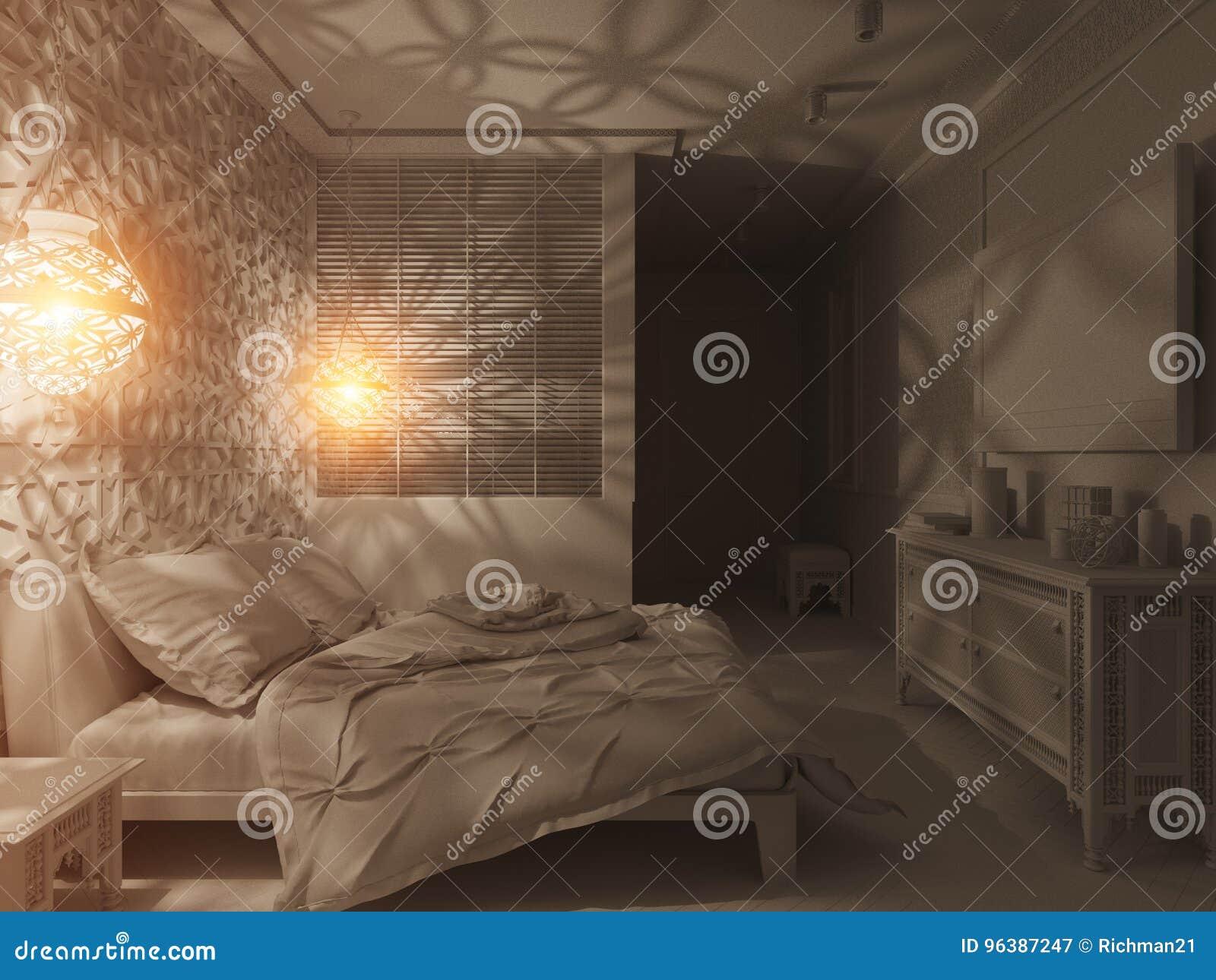 https://thumbs.dreamstime.com/z/d-rendono-l-interior-design-islamico-di-stile-della-camera-da-letto-96387247.jpg