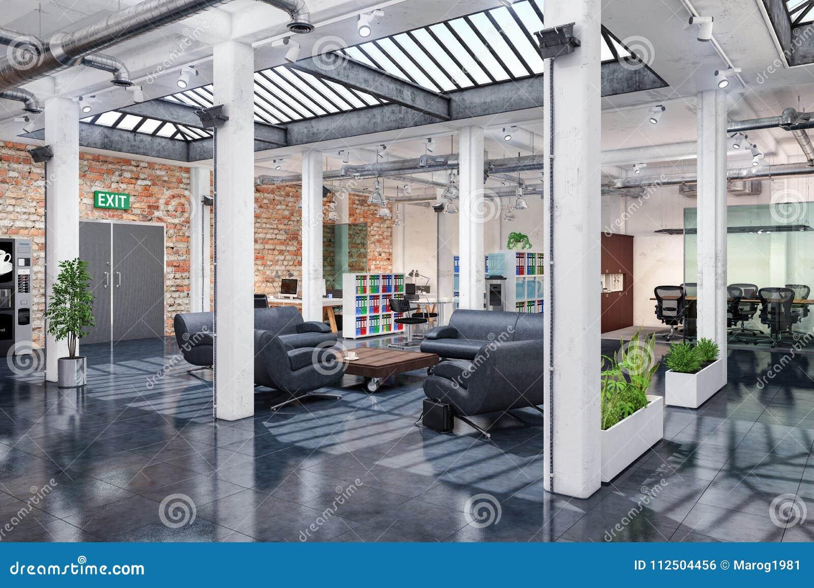 Li Per Ufficio : D rendono ufficio open space l edificio per uffici