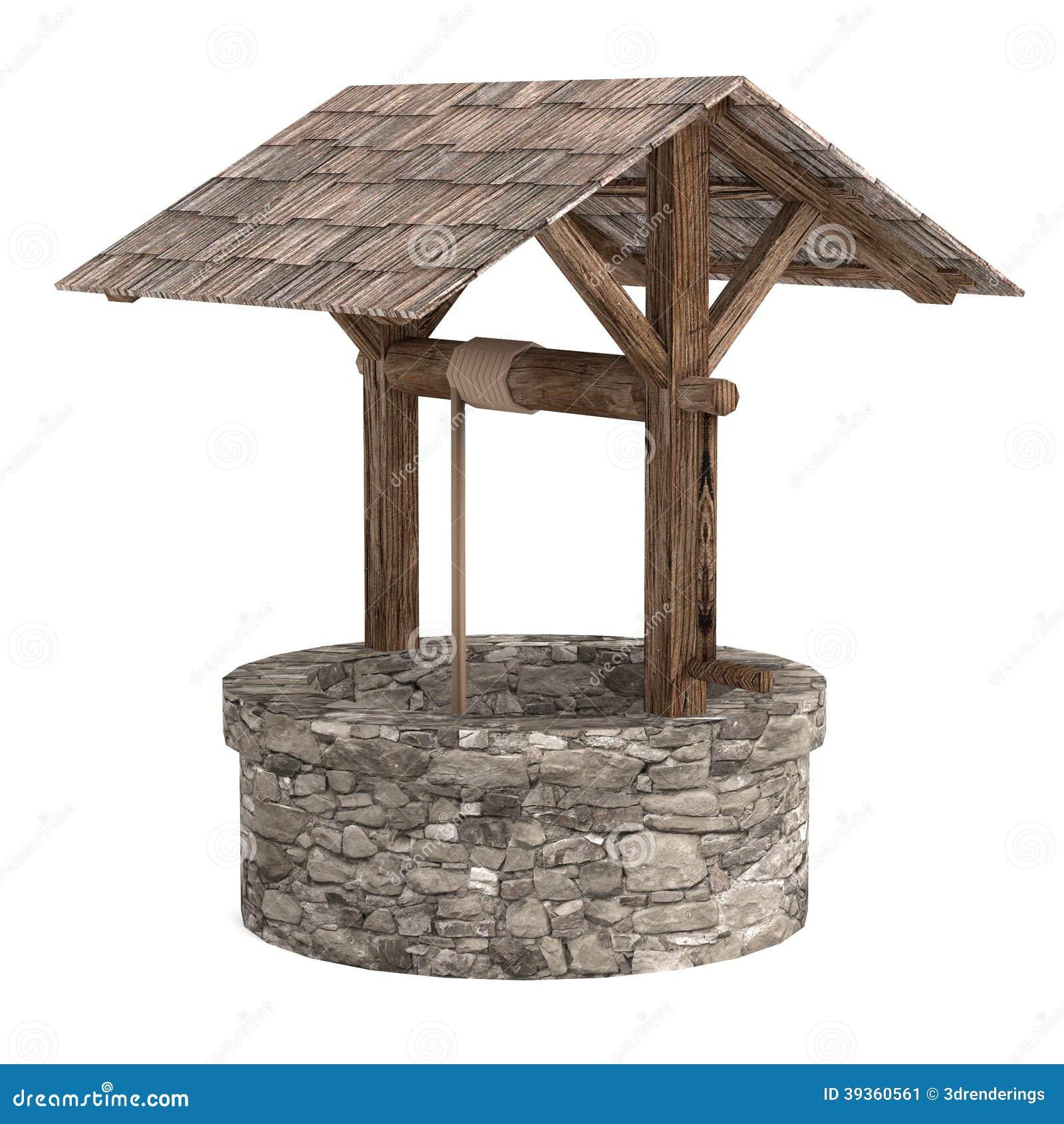 3d rinden de pozo medieval stock de ilustraci n imagen de - Bombas de superficie para pozos ...