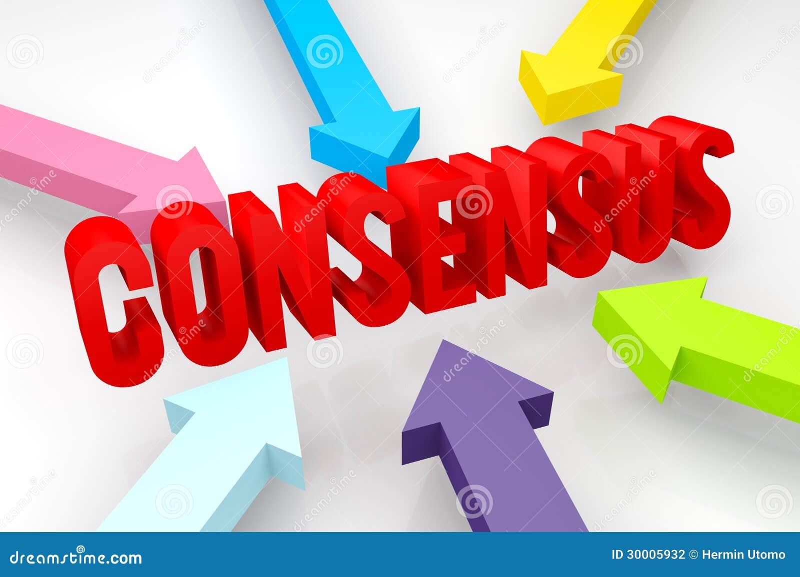*** Sperem *** 10th sezione _ - Pagina 3 D-rinden-el-ejemplo-de-la-palabra-del-consenso-con-las-flechas-coloridas-de-convergencia-30005932