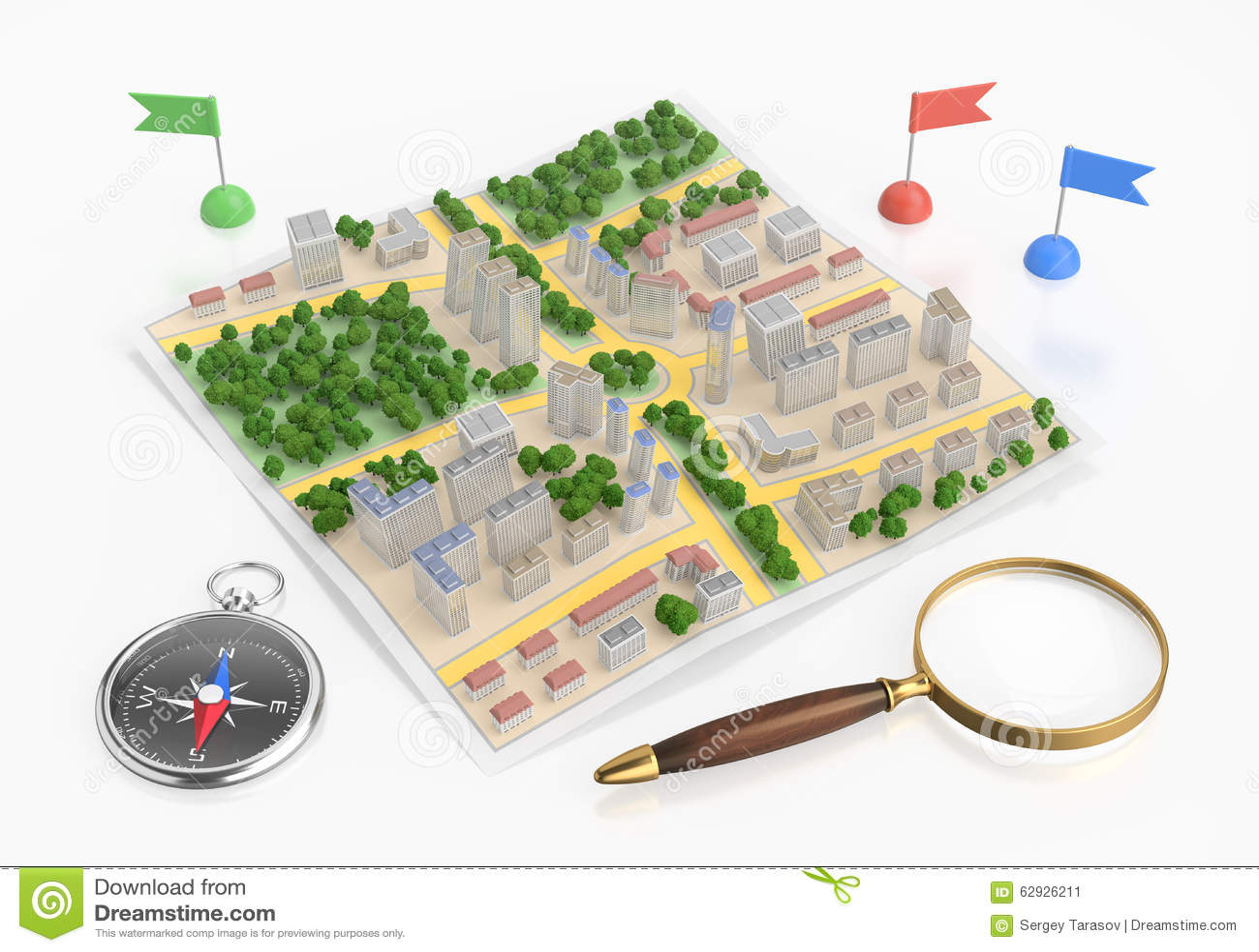 Mapas - GPS Aquarius