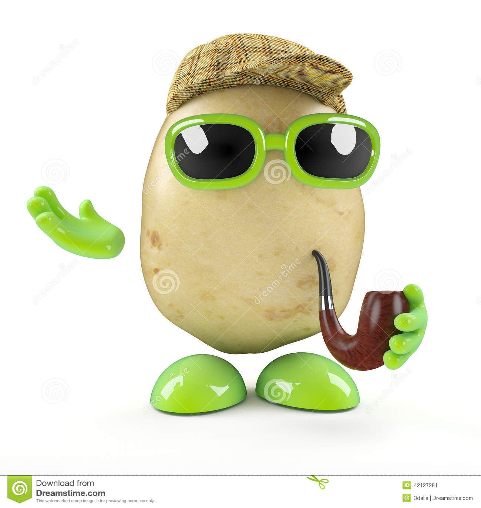 3d Sherlock土豆探员