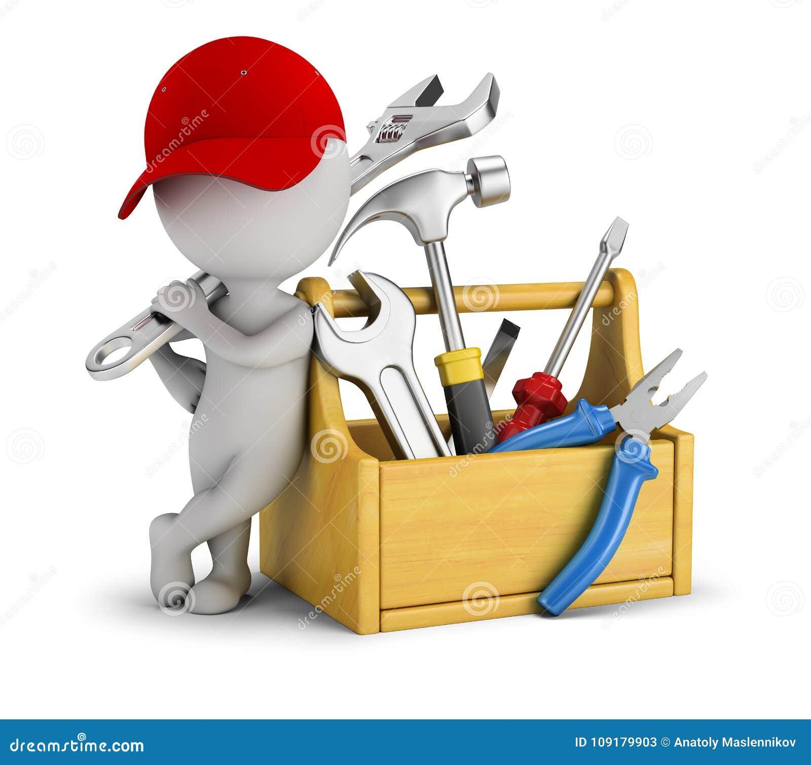 Repairman Stock Illustrations – 13,782 Repairman Stock ...