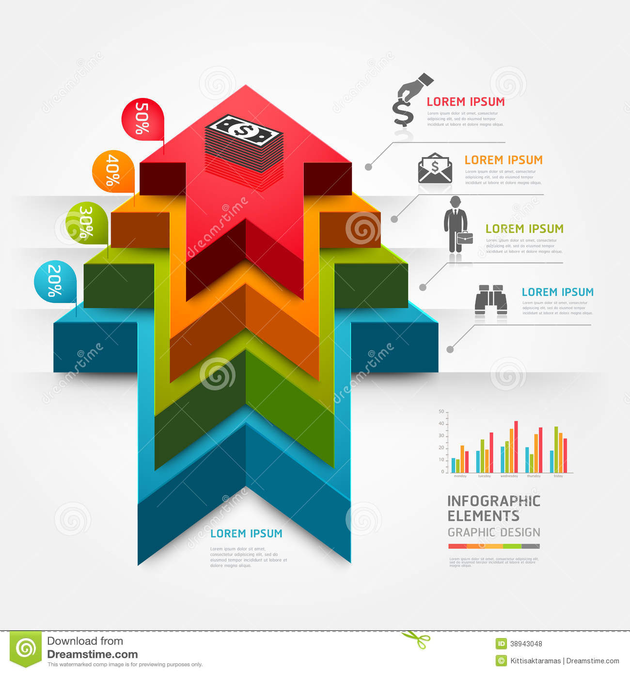 Infographics Stock Photos Royalty Free Business Images