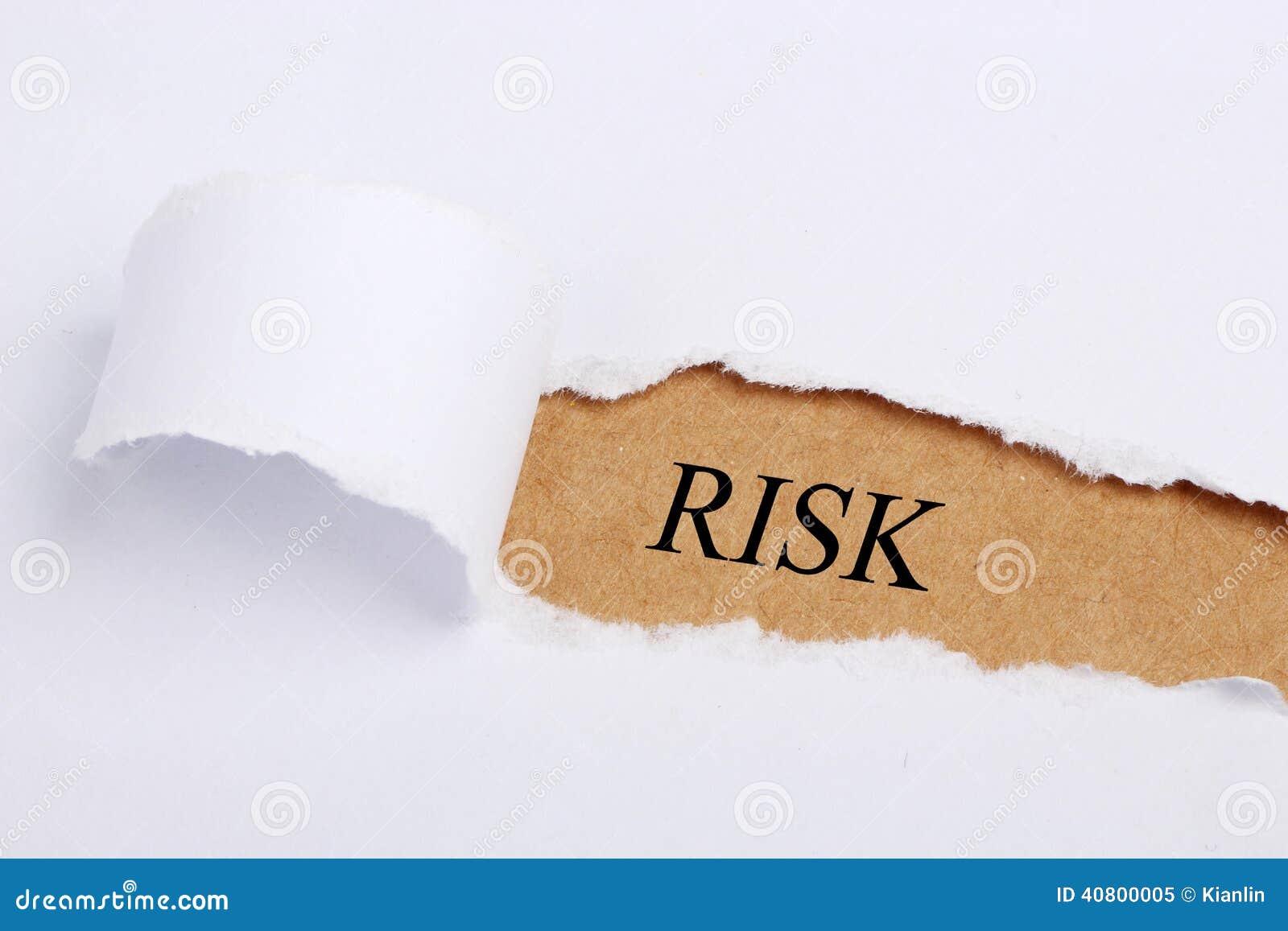 3d tła pojęcie odpłacający się ryzyka biel