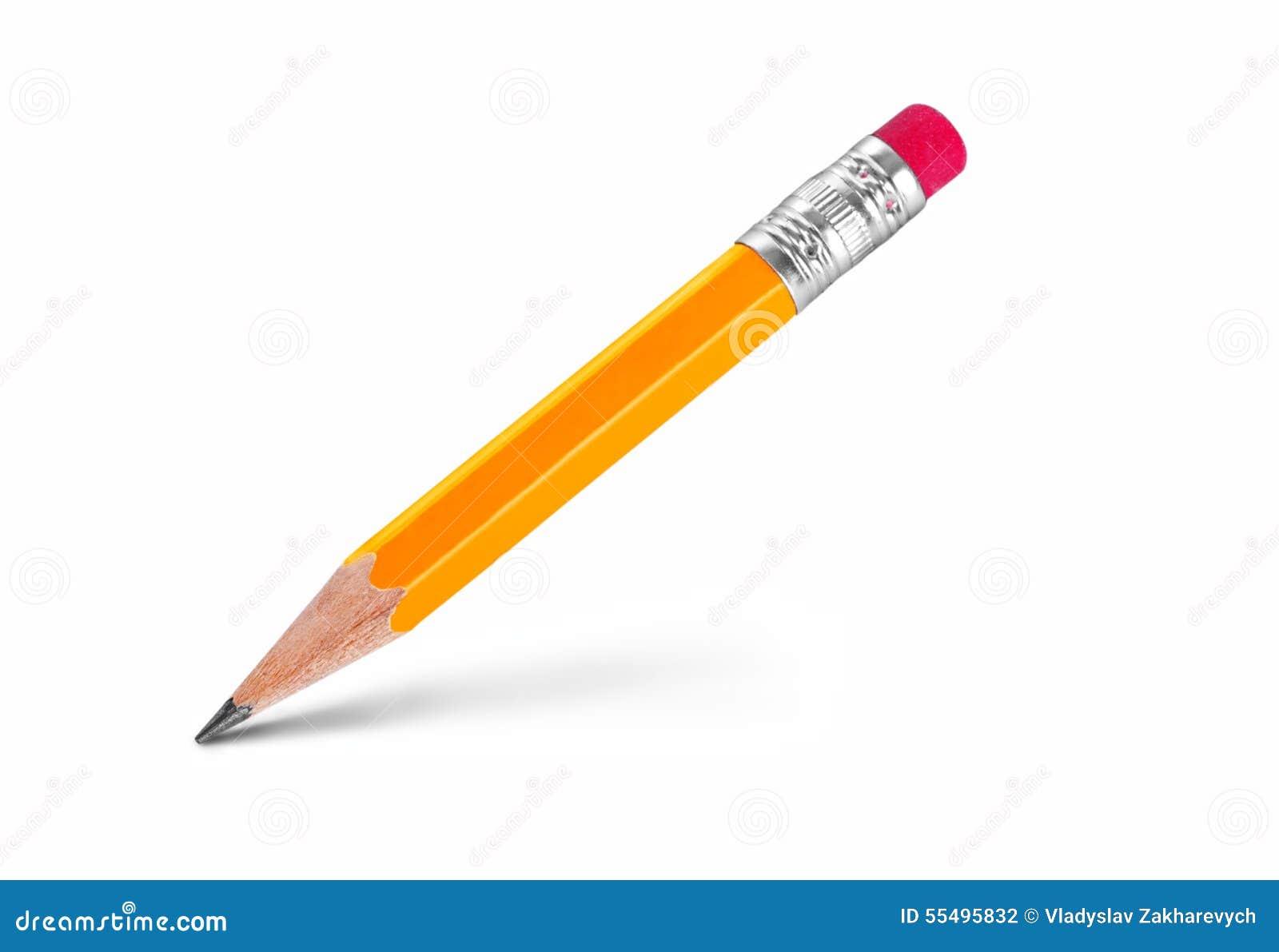 3d tła wizerunku ołowianego ołówka biel