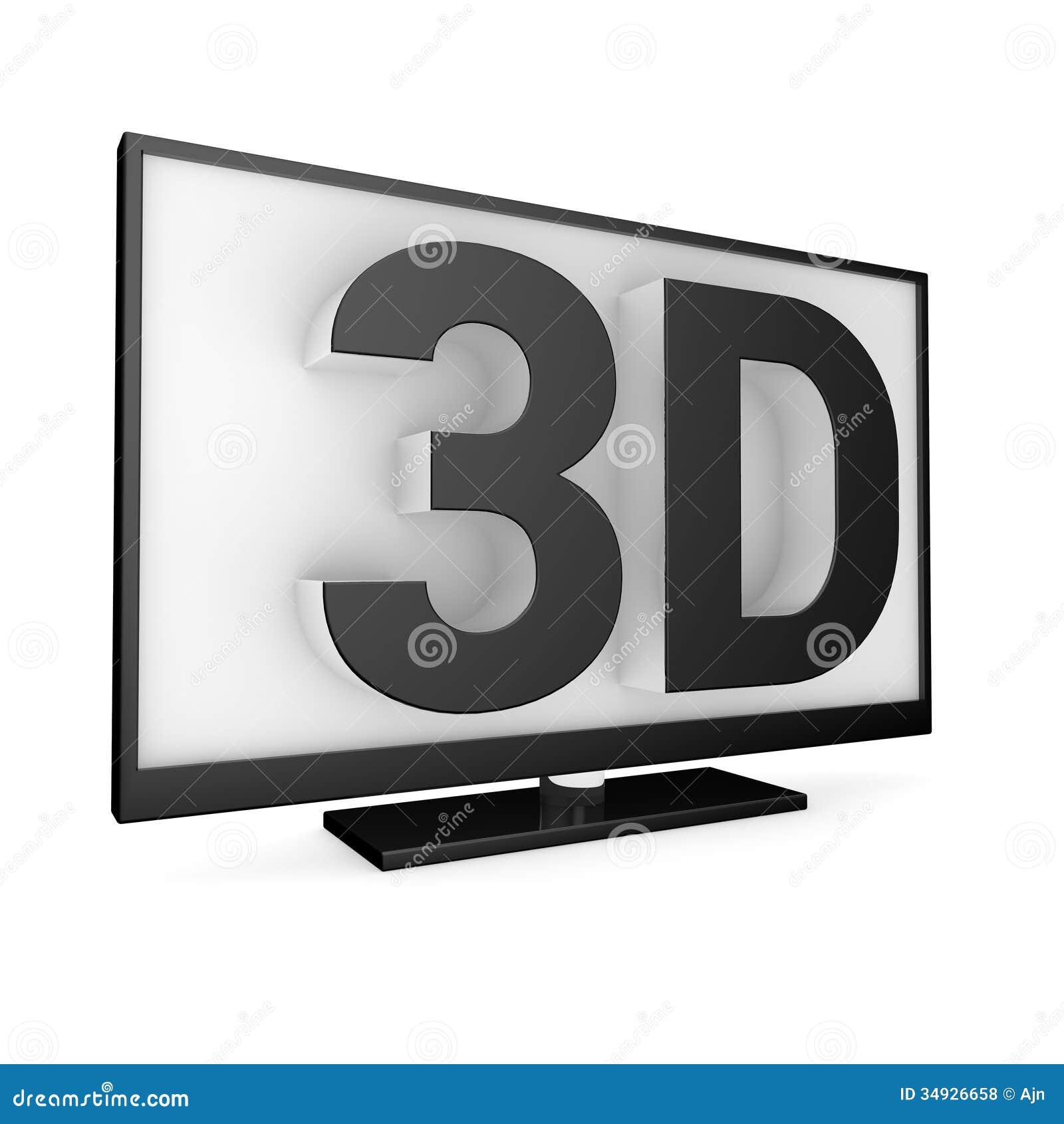 3D telewizja