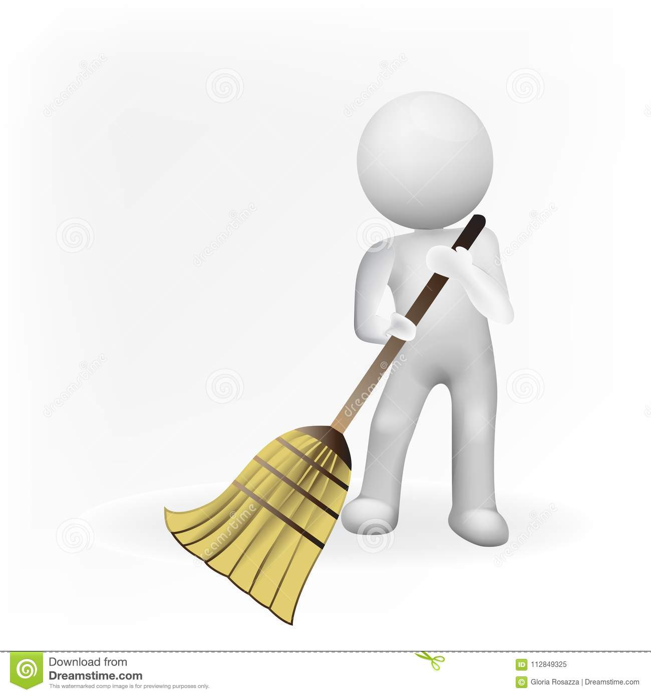 janitorial cartoons  illustrations  u0026 vector stock images