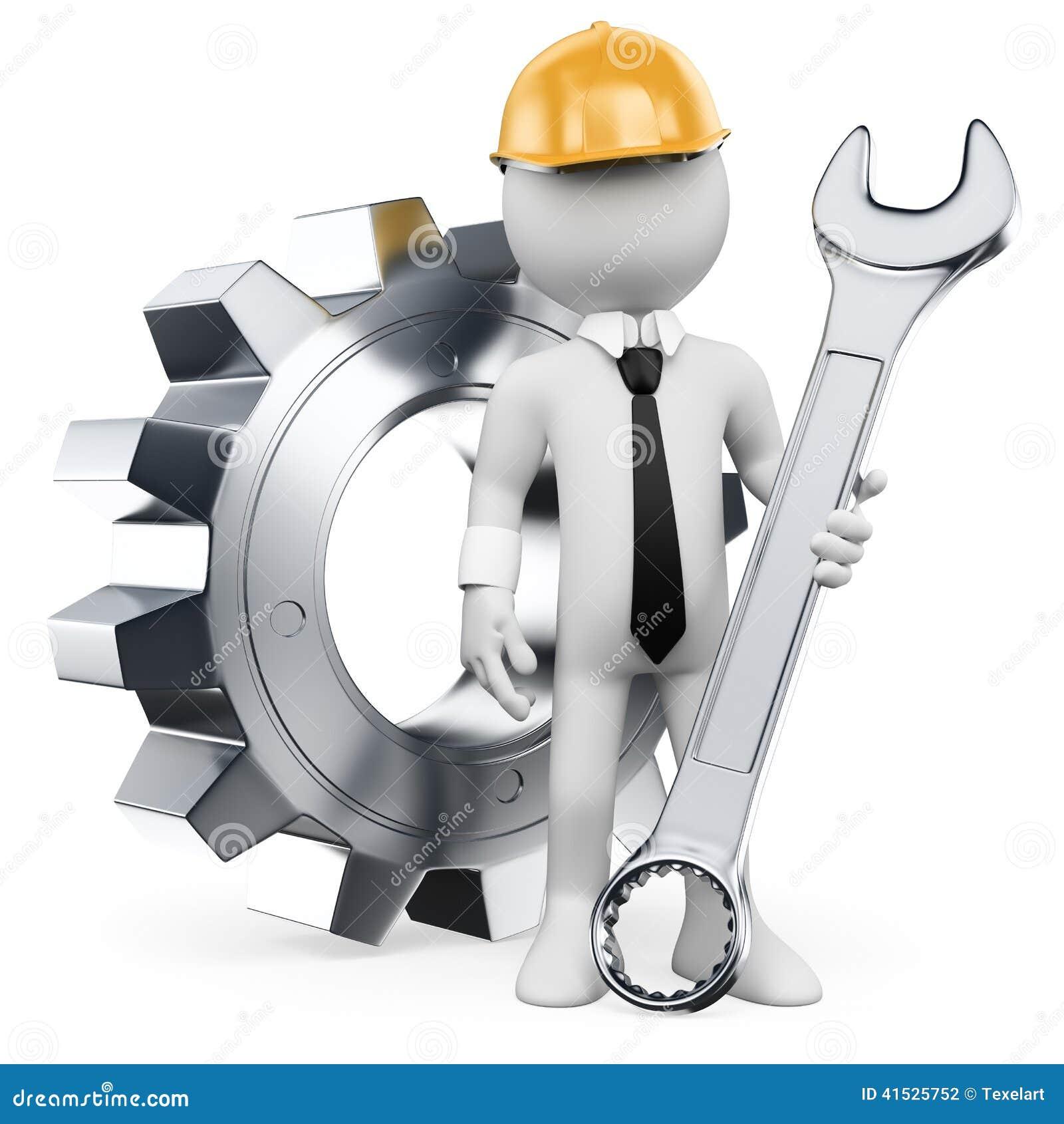 Mechanical Engineer Royalty Free Stock Photos - Image: 29186038