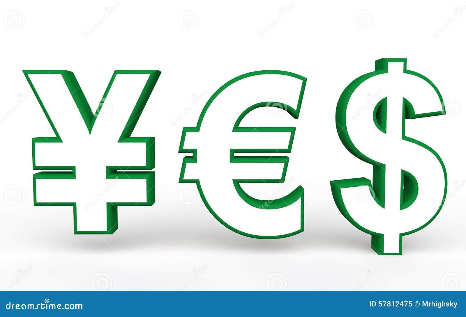Symbol for euro dollar view symbol biocorpaavc